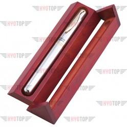 Ручка керамическая в деревянном футляре